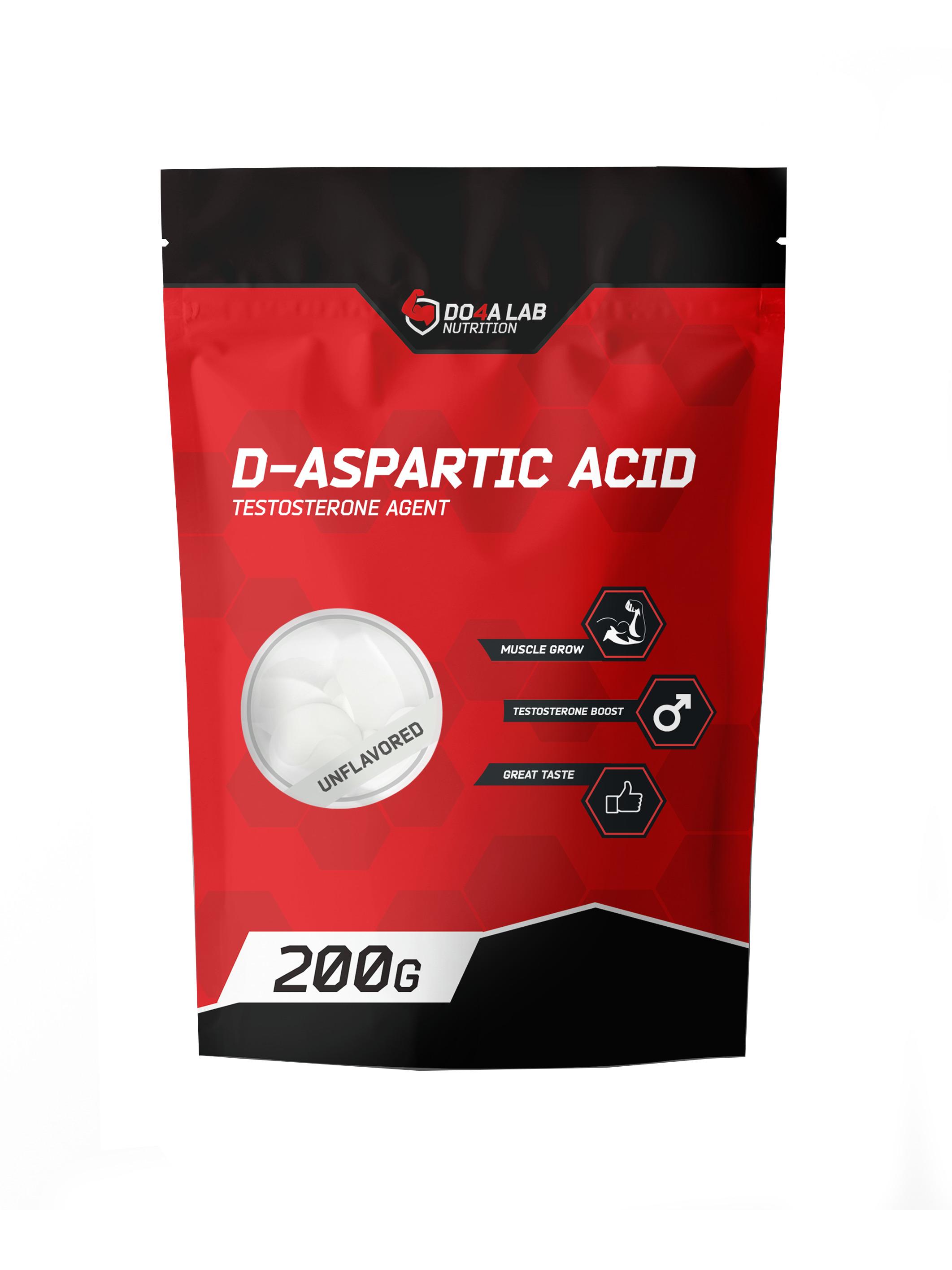 Д-аспарагиновые кислоты
