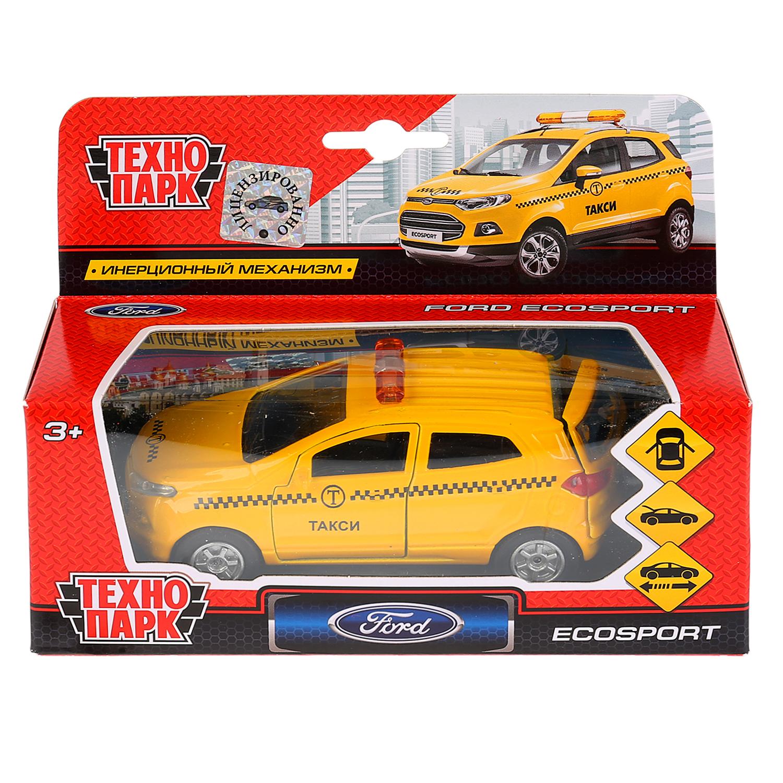 Машинка-игрушка Технопарк SB-18-21-T-WB