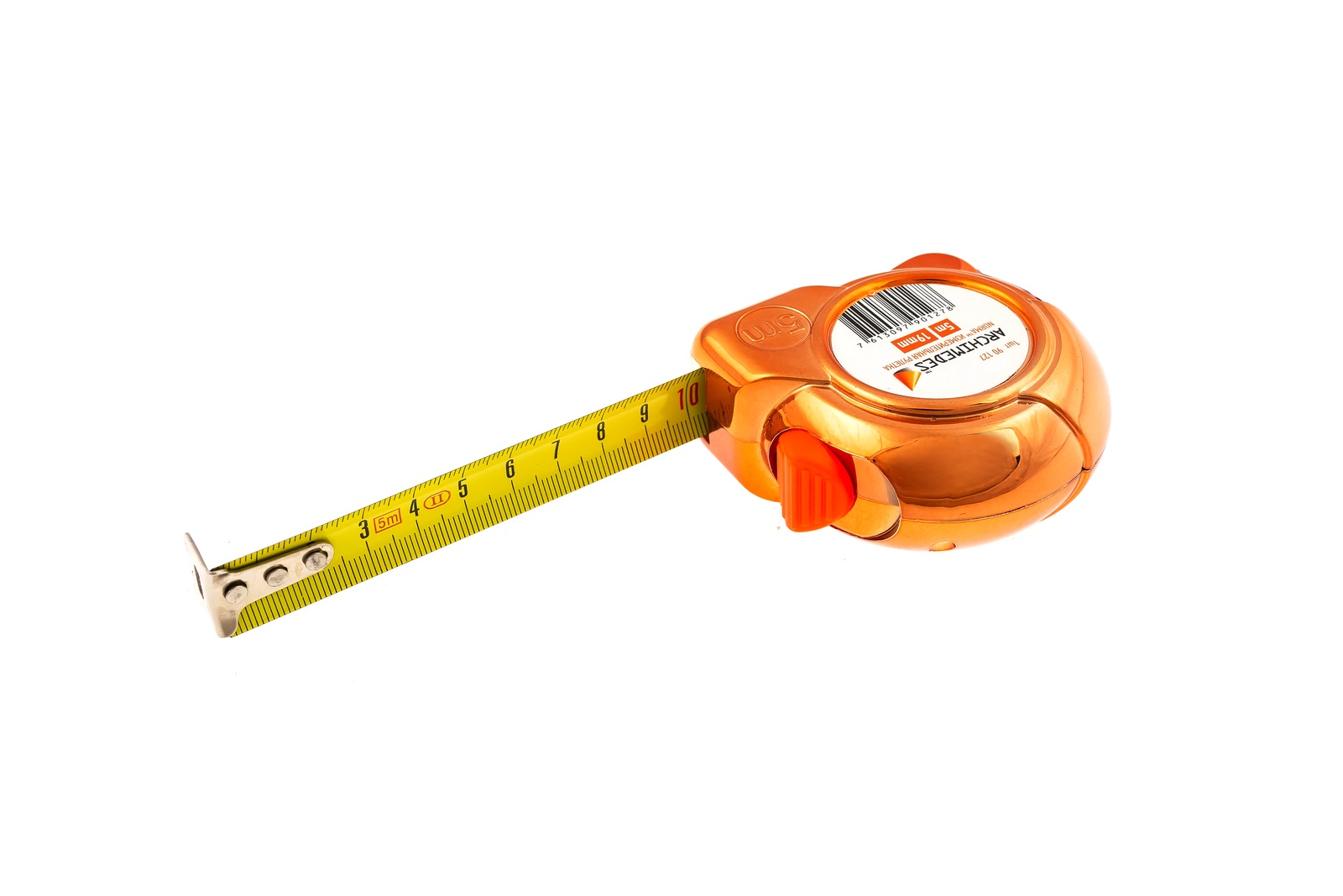 Измерительная рулетка Archimedes Рулетка измерительная, 5м