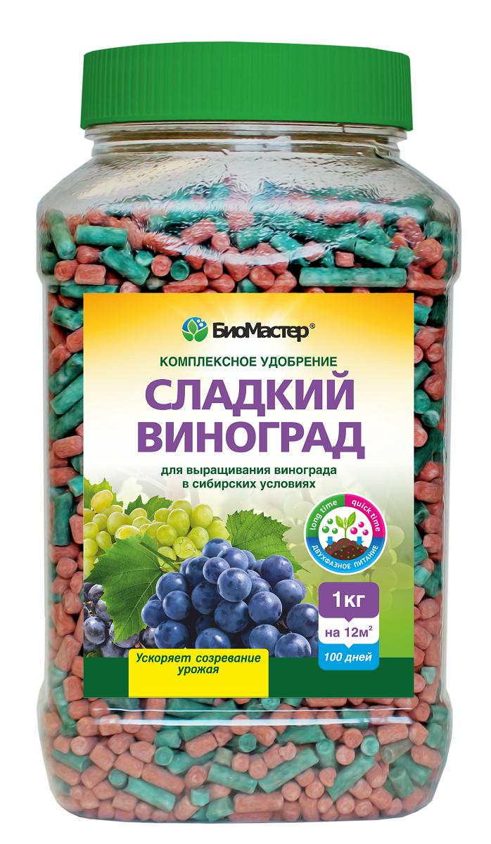 Удобрение БиоМастер Сладкий Виноград