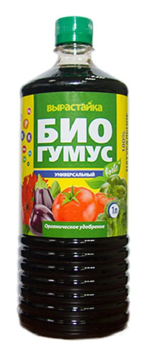 Удобрение Вырастайка Биогумус удобрение florizel гелеобразное органическое биогумус для томатов и перцев 350мл