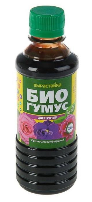 Удобрение Вырастайка БиогумусZ-BG-03Удобрение универсального назначения для выращивания рассады комнатных и садовых растений.