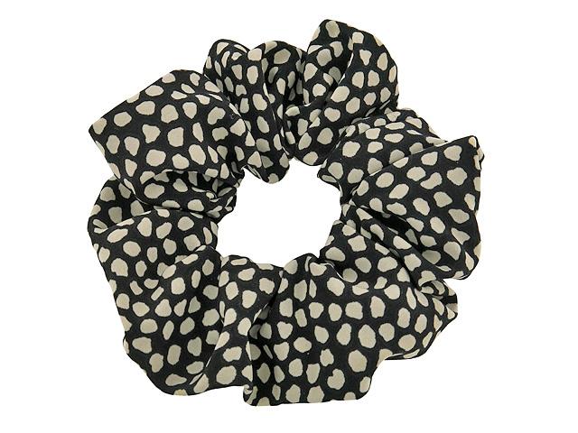 Резинка для волос Magie Accessoires резинки, черно-серый618741Пышная резинка-шушу для волос