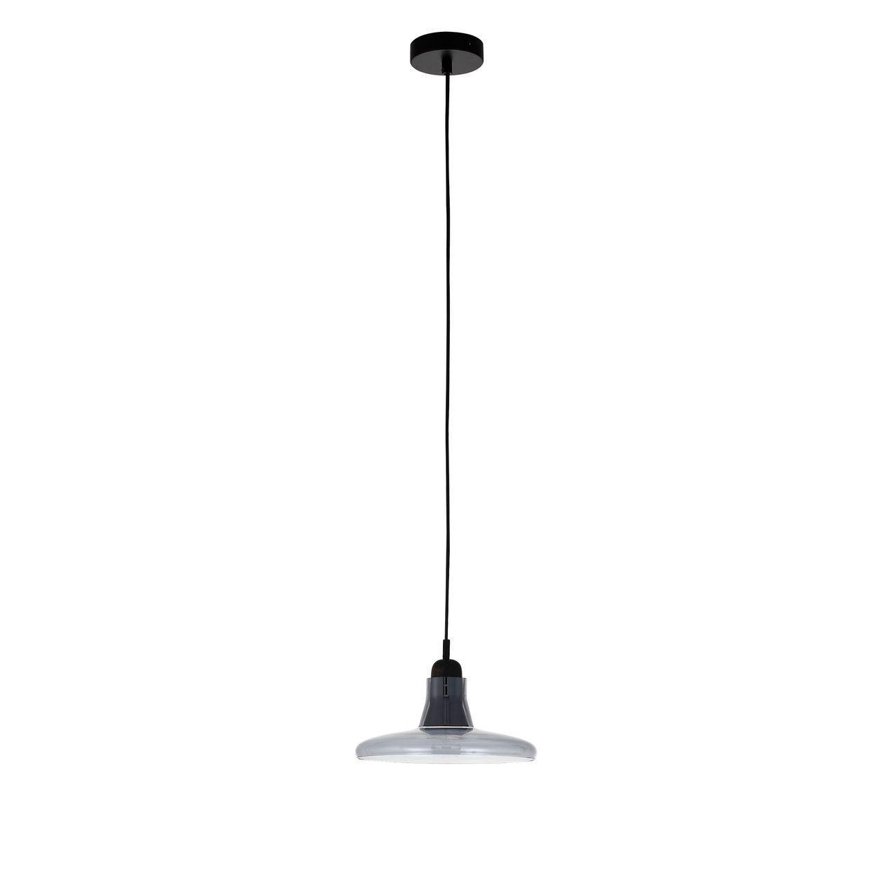 Фото - Подвесной светильник ST Luce SL332.133.01, черный светильник подвесной st luce trina sl274 503 03 3xe27x40w 50 x 50 x 138 см