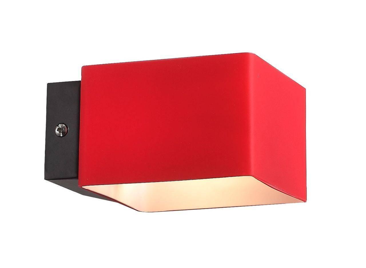 Настенный светильник ST Luce SL536.601.01, красный