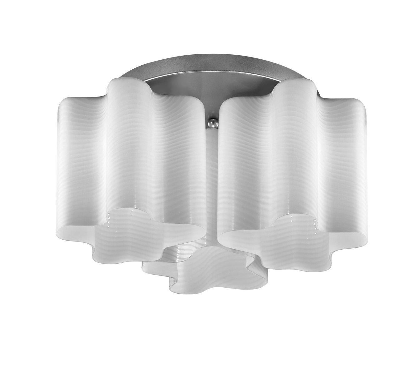 Потолочный светильник ST Luce SL117.502.03, E27, 60 Вт бра st luce onde e27 60w sl116 501 01