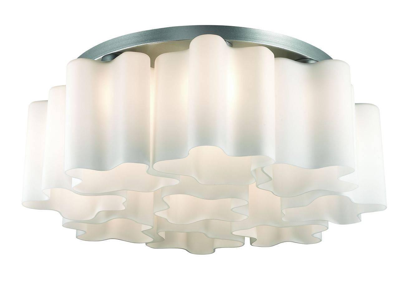 Потолочный светильник ST Luce SL116.502.09, E27, 60 Вт бра st luce onde e27 60w sl116 501 01