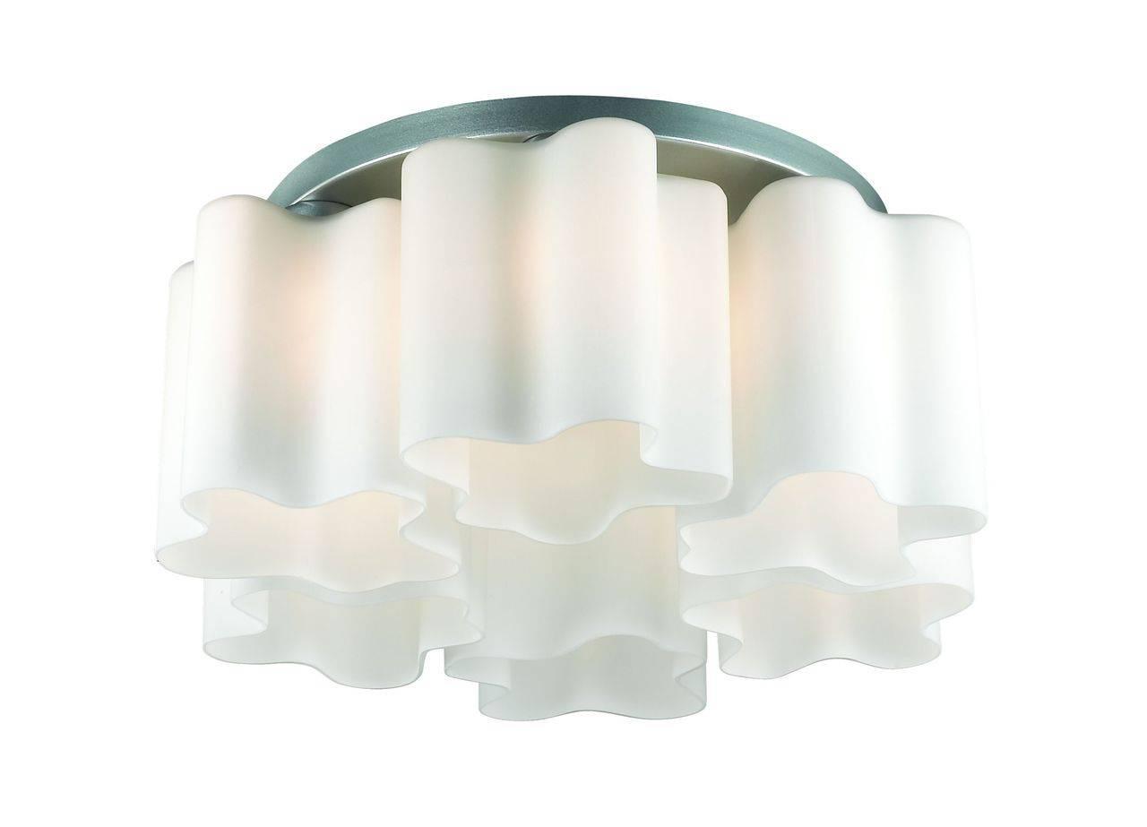 Потолочный светильник ST Luce SL116.502.06, E27, 60 Вт бра st luce onde e27 60w sl116 501 01