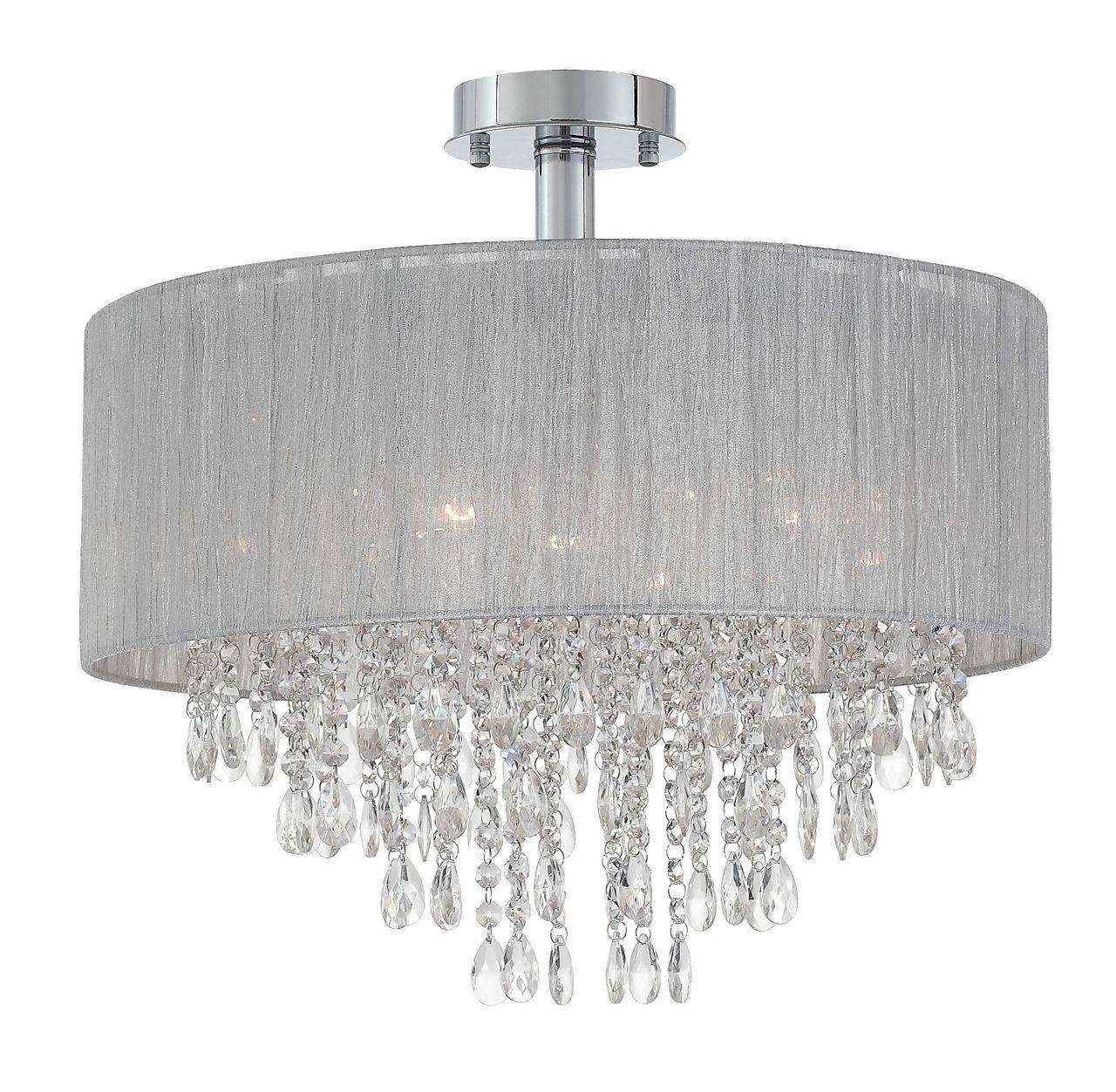 Потолочный светильник ST Luce SL893.102.07, серебристый все цены