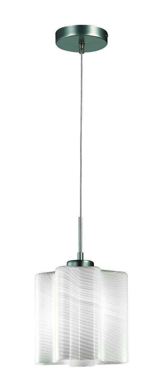 Фото - Подвесной светильник ST Luce SL117.503.01, белый светильник подвесной st luce trina sl274 503 03 3xe27x40w 50 x 50 x 138 см