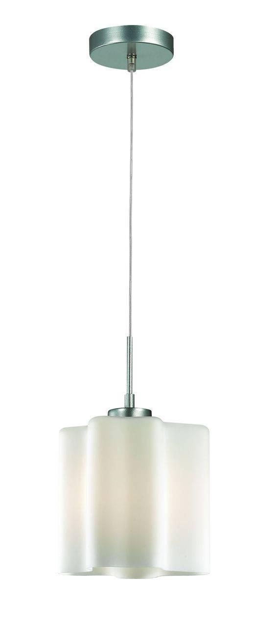 Фото - Подвесной светильник ST Luce SL116.503.01, белый светильник подвесной st luce trina sl274 503 03 3xe27x40w 50 x 50 x 138 см
