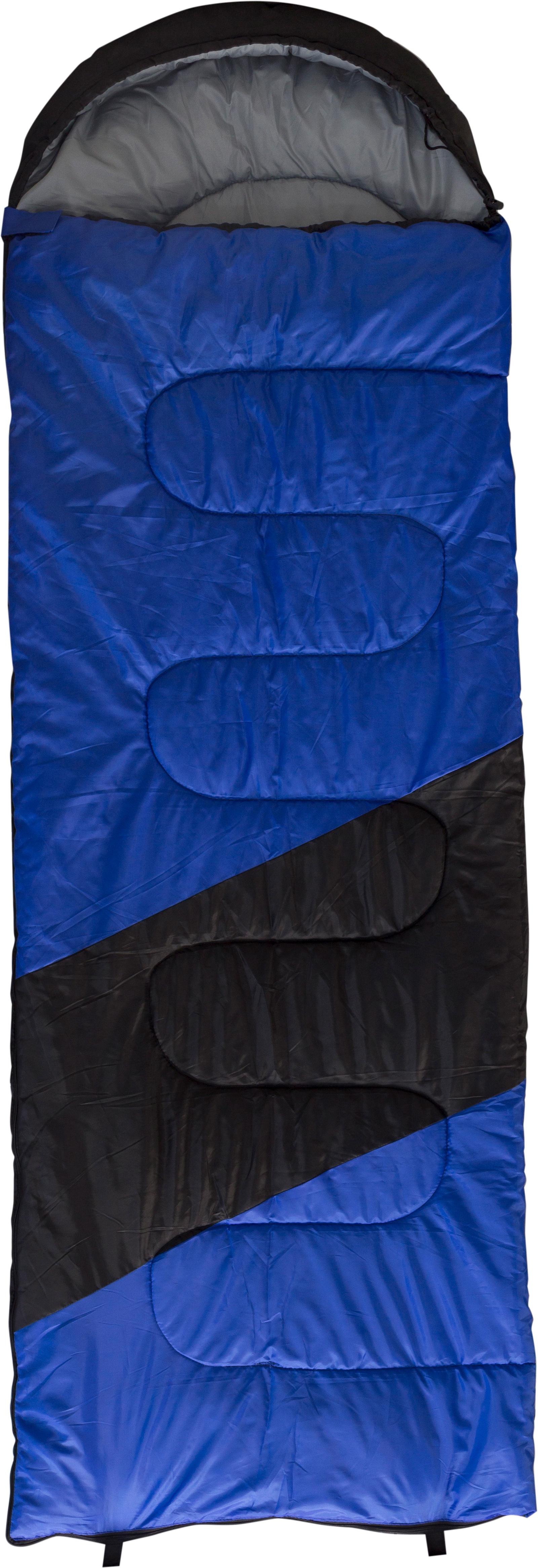 Спальный мешок Ecos US-002, синий