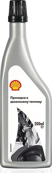 Присадка в топливо Shell Diesel Additive, 200 мл