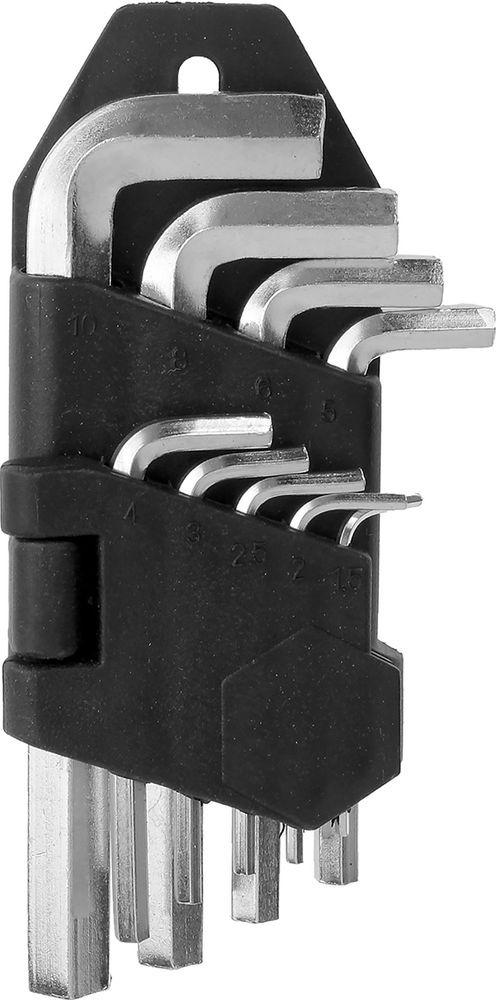 Набор шестигранных ключей LOM, 1,5 - 10 мм, 2354387, 9 шт