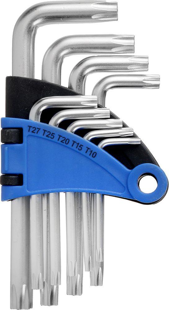 Набор ключей Tundra Comfort, T10 - T50, 2354395, 9 шт набор инструмента tundra comfort 881878