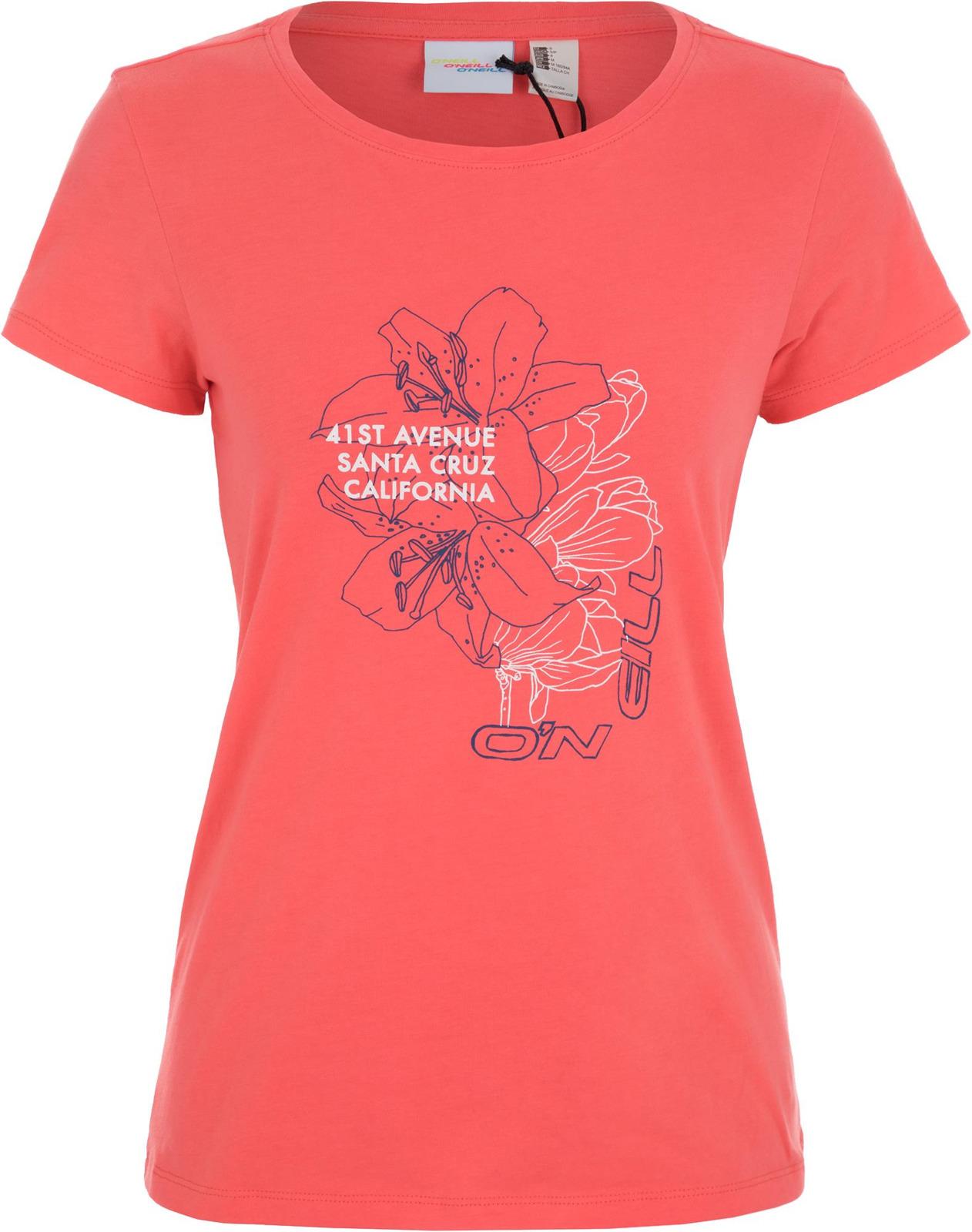 Футболка ONeill Lw Felines Of Oneill T-Shirt