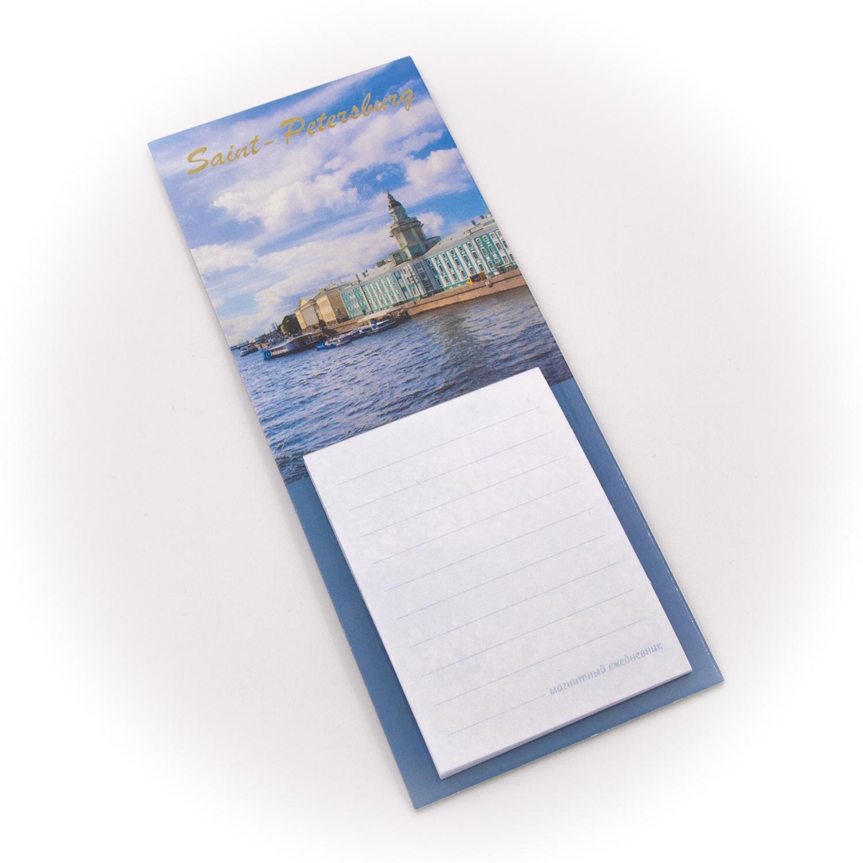 Бумага для заметок С Минимакс Кунсткамера. Набережная, 32 бумага для заметок с минимакс медный всадник зима 32