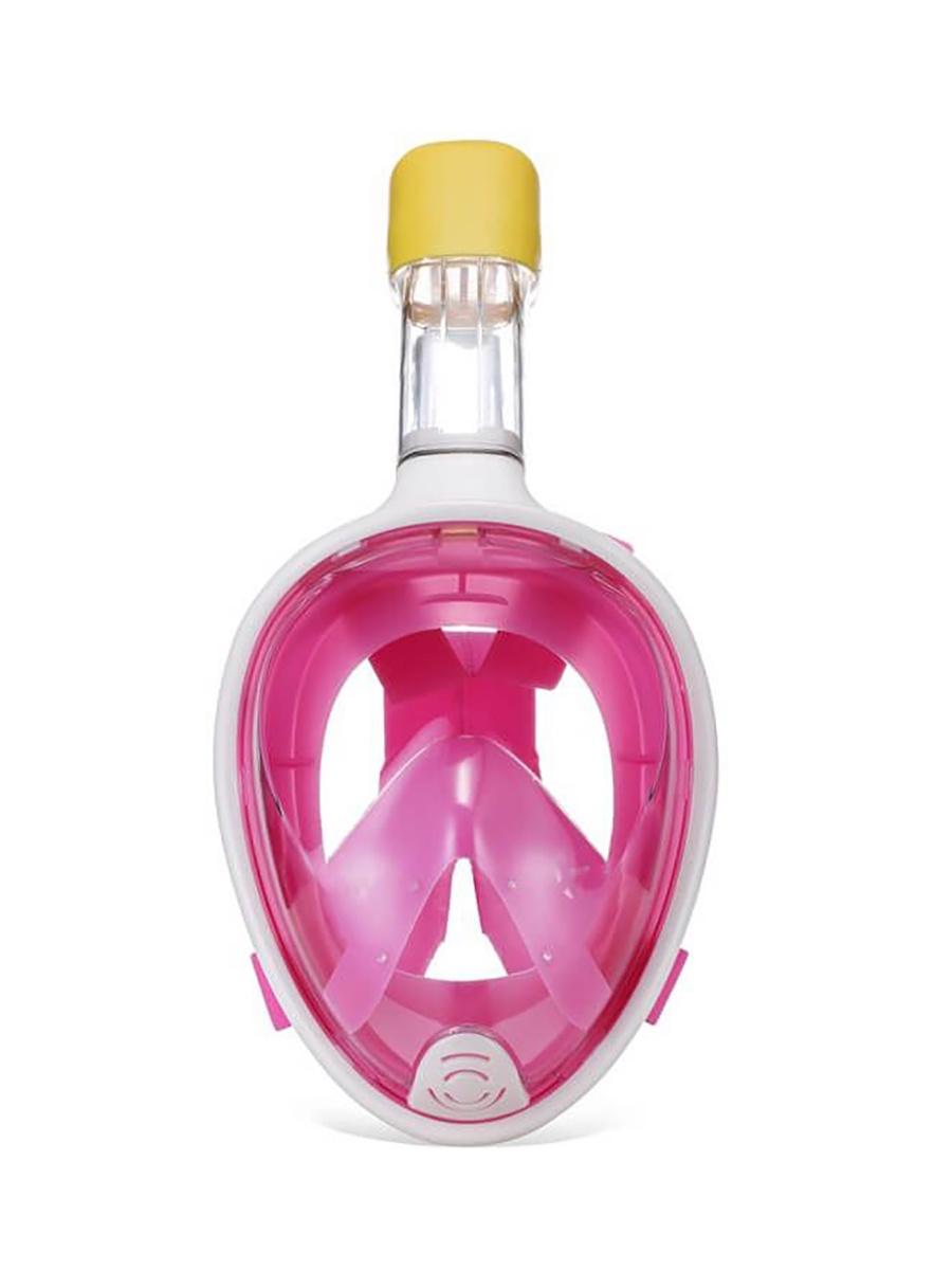 Маска для плавания TipTop Маска Lucky Mask M2096G, розовый цена и фото