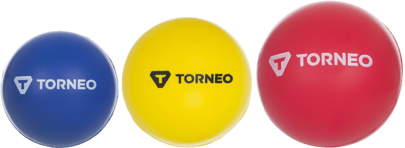 Набор мячей для бадминтона Torneo, 3 шт набор форм для запекания home queen диаметр 18 5 см 3 шт