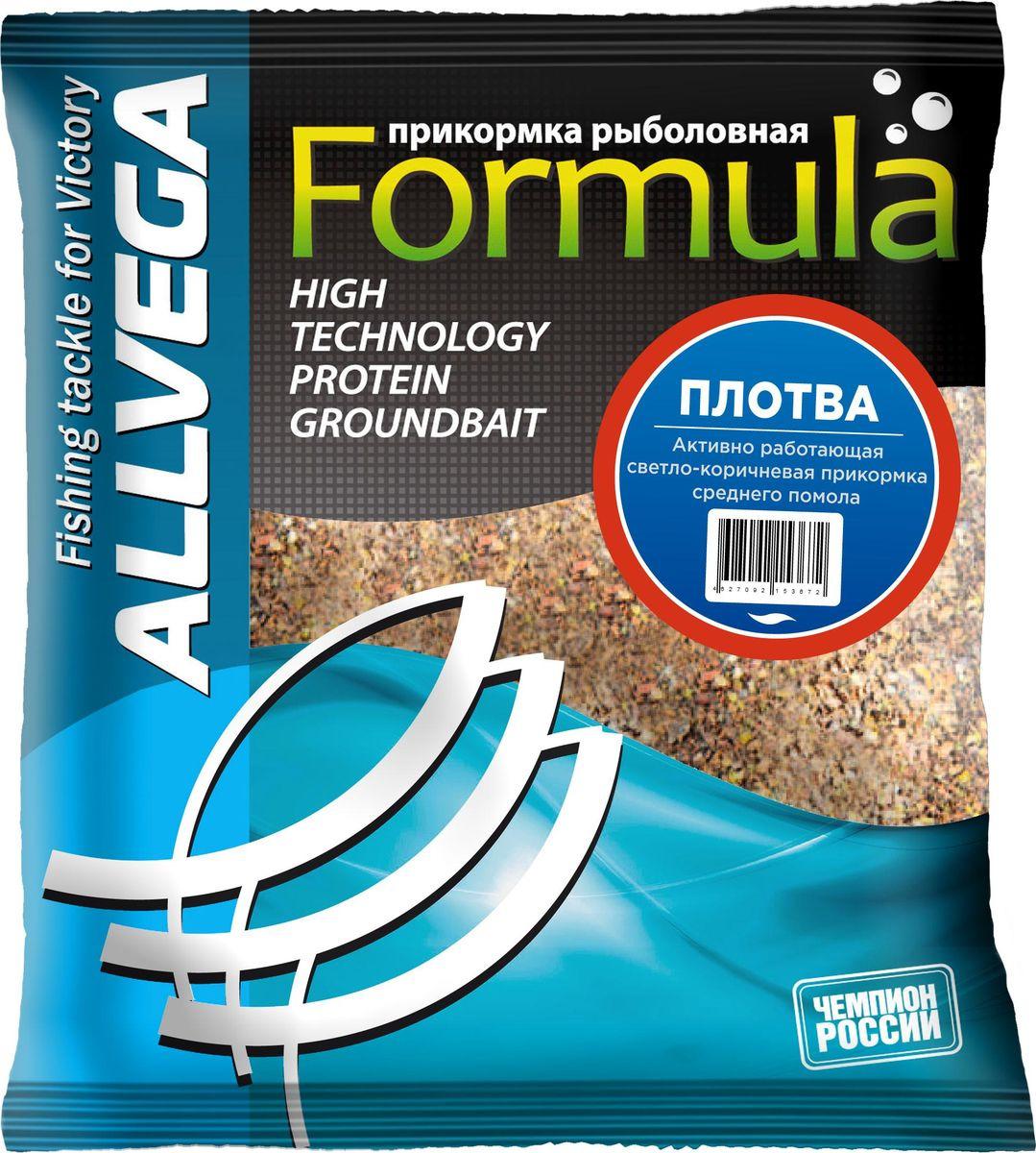 Прикормка для рыбалки Allvega Formula Gardon Плотва, 0,5 кг