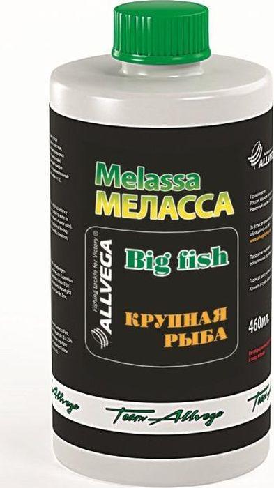 Ароматизатор для рыбалки Allvega Melassa Big Fish Меласса крупная рыба, 460 мл цена 2017