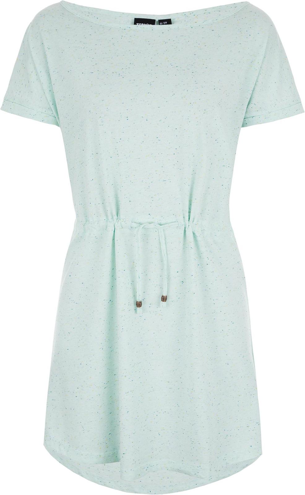 Платье Termit туника женская termit women s blouse цвет разноцветный s19atetuw04 mx размер l 48