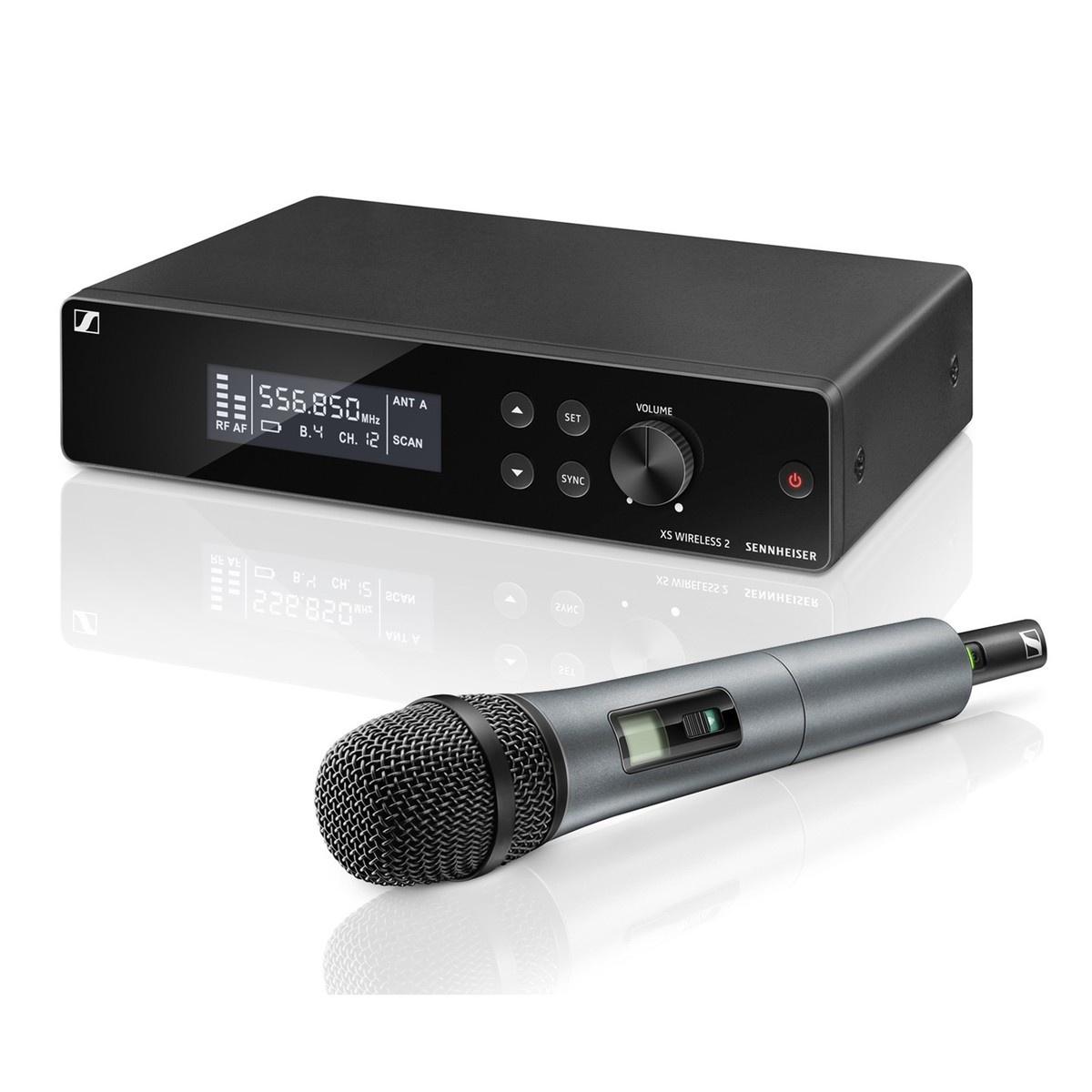 Микрофон Sennheiser XSW 1-835-B Sennheiser