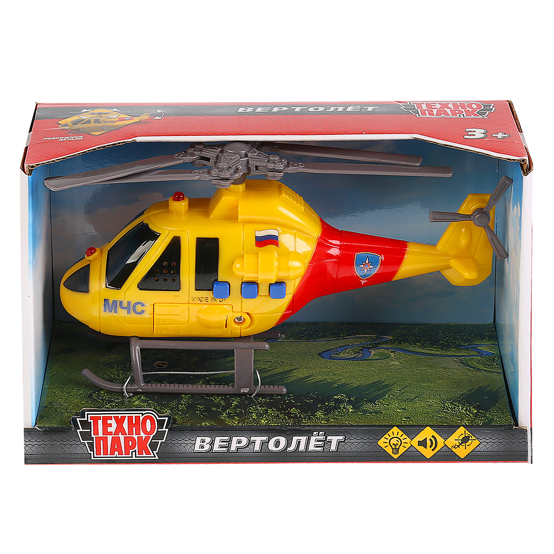Вертолет Технопарк C400-R