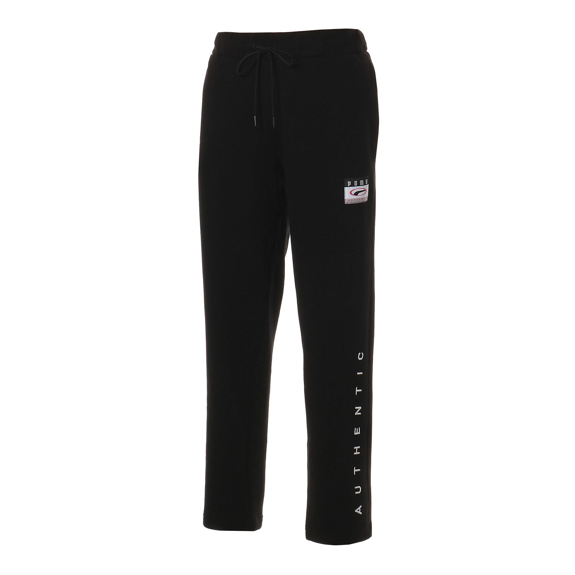 Брюки PUMA 90s Retro Sweat Pants брюки мужские puma ess sweat pants tr op цвет серый 838373031 размер xxl 52 54