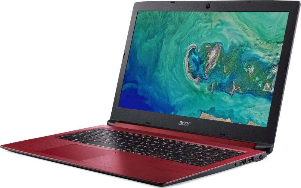 15.6 Ноутбук Acer Aspire A315-53G NX.H49ER.004, красный