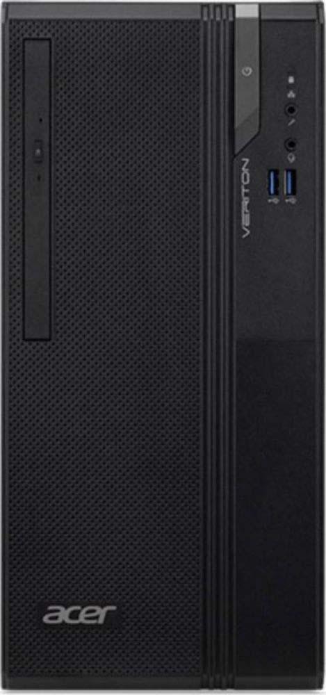 Системный блок Acer Veriton ES2730G MT, DT.VS2ER.019, черный системный блок acer veriton m4640g mt i7 6700 3 4ghz 8gb 1tb intel hd win10pro клавиатура мышь черный dt vn0er 127