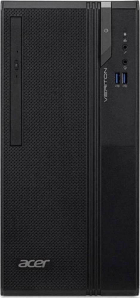 Системный блок Acer Veriton ES2730G MT, DT.VS2ER.031, черный системный блок acer veriton m m2640g [dt vpper 144]