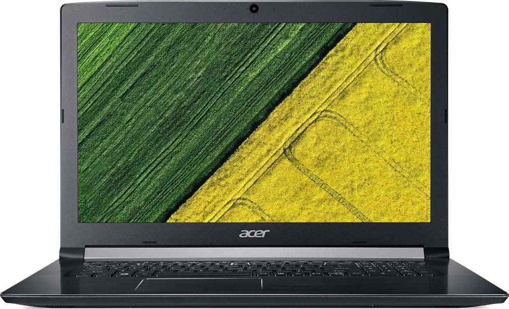Ноутбук Acer Aspire A517-51G, NX.GVQER.003, 17.3, черный ноутбук acer aspire a517 51g 56ll nx gsxer 005 17 3 черный