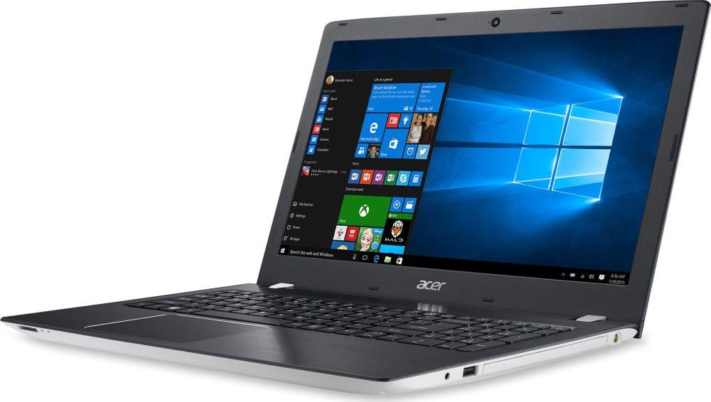 15.6 Ноутбук Acer Aspire E5-576G NX.GSAER.004, черный, белый ноутбук acer aspire e5 576g 31sj nx gvber 031
