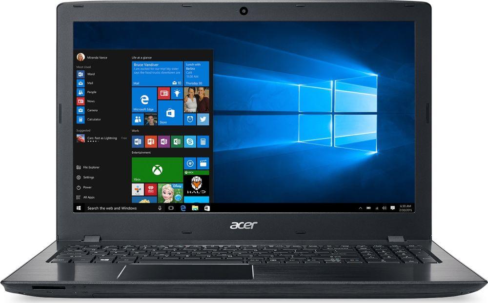 15.6 Ноутбук Acer Aspire E5-576G NX.GSBER.015, черный ноутбук acer aspire e5 576g 31sj nx gvber 031