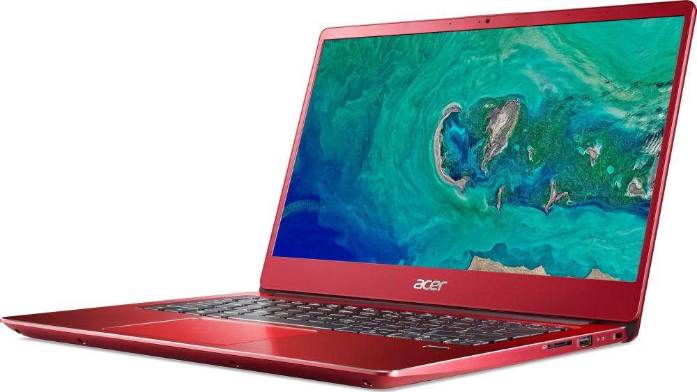 Ультрабук Acer Swift 3 SF314-54G, NX.H07ER.006, 14, красный ноутбук acer swift 3 sf314 54g 58mg red