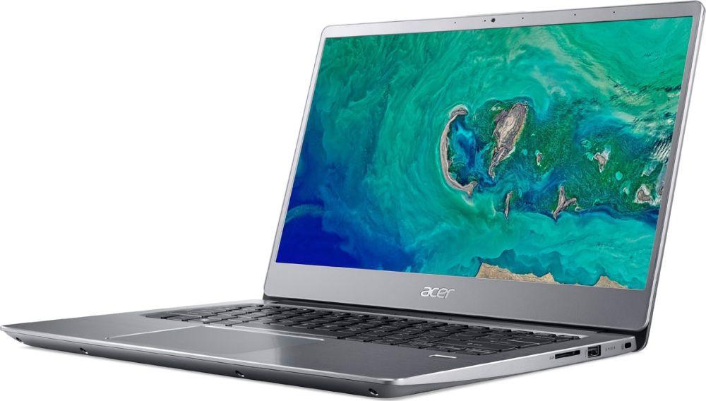 Ноутбук Acer Swift 3 SF314-54G, NX.GY0ER.006, 14, серебристый ноутбук acer swift 3 sf314 54g 58mg red