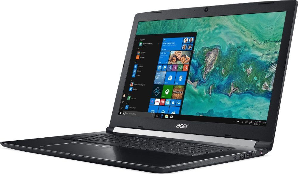 Ноутбук Acer Aspire A717-72G NH.GXEER.009, черный продам ноутбук