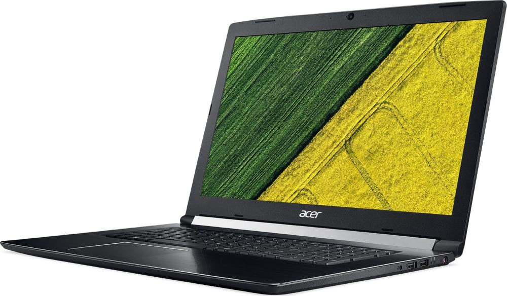 17.3 Ноутбук Acer Aspire A717-71G NH.GPFER.008, черный ноутбук aser