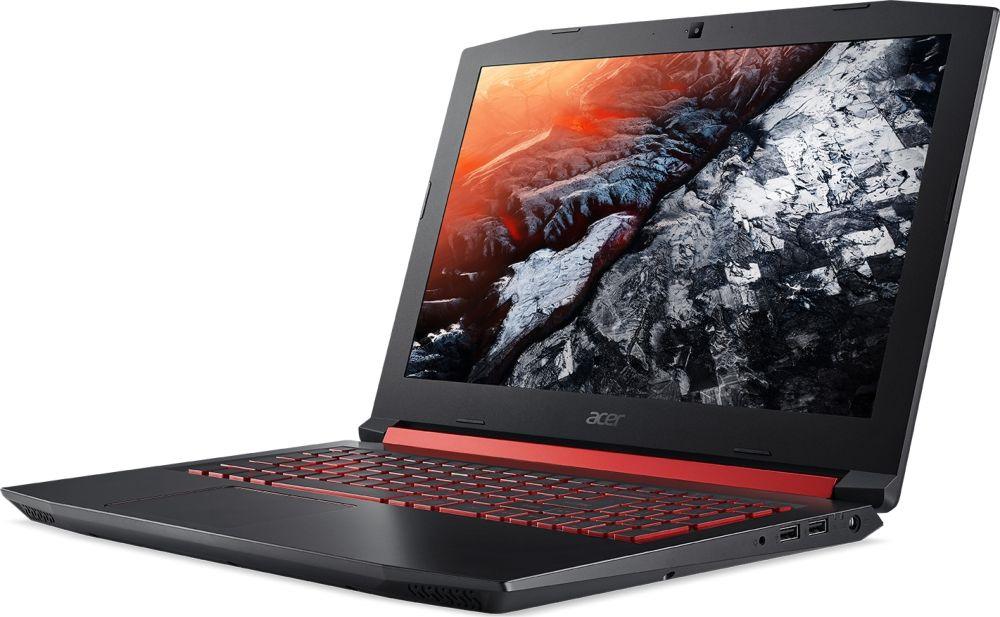 Ноутбук Acer Nitro 5 AN515-52, NH.Q3XER.010, 15.6, черный ноутбук батарея подключена но не заряжается