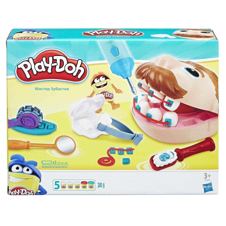 Набор для опытов Play-Doh B5520