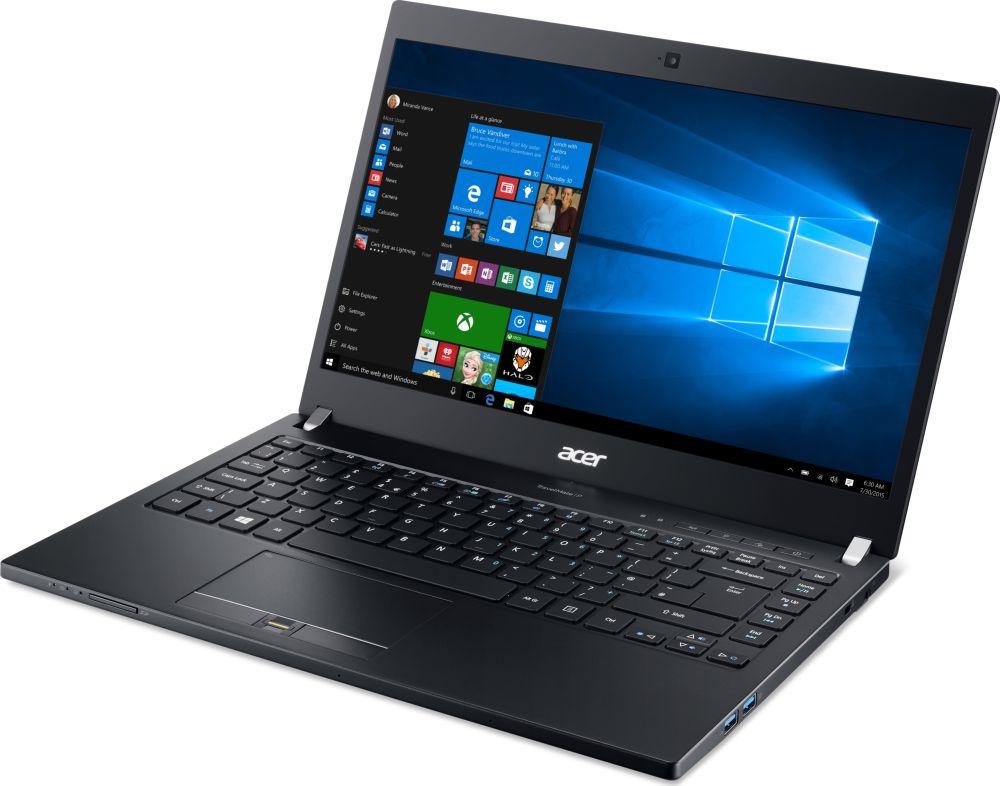 14 Ноутбук Acer TravelMate TMP648-G3 NX.VG4ER.006, черный