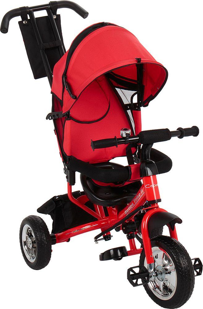 Велосипед детский Capella Action Trike II, красный