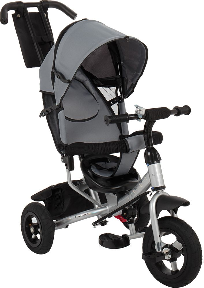 Велосипед детский Capella Action Trike A, серый