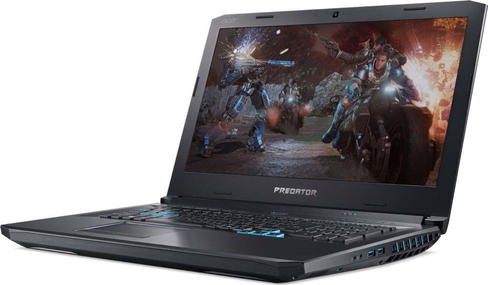 Игровой ноутбук Acer Predator Helios 500 PH517-51 NH.Q3NER.005, черный