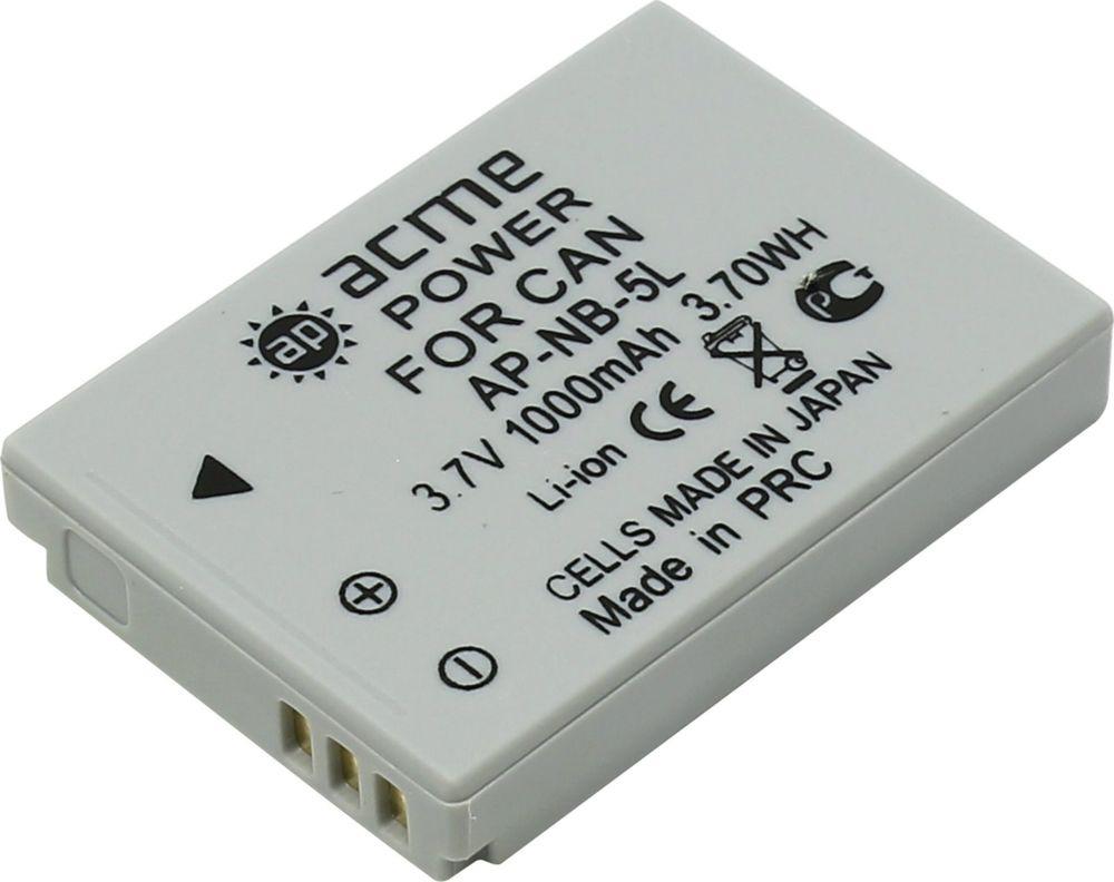 Аккумулятор для компактных камер AcmePower, AP-NB-5L