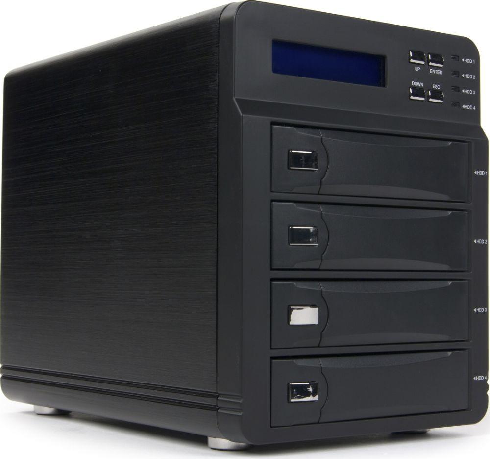 Внешний корпус для HDD AgeStar 3C4B3A, черный