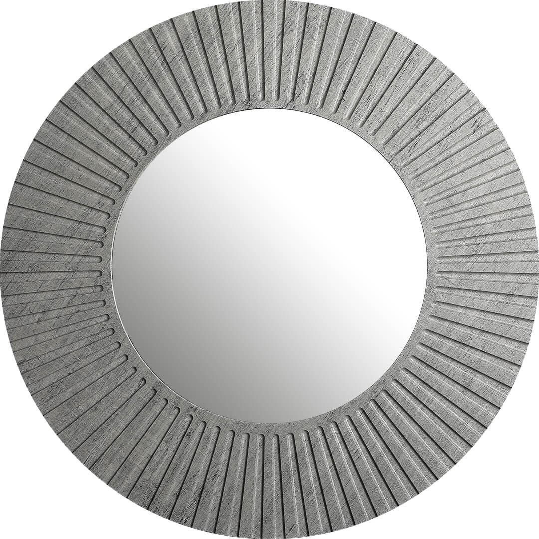 Зеркало интерьерное Postermarket Рей, 4680030565241, диаметр 70 см Постермаркет / Postermarket