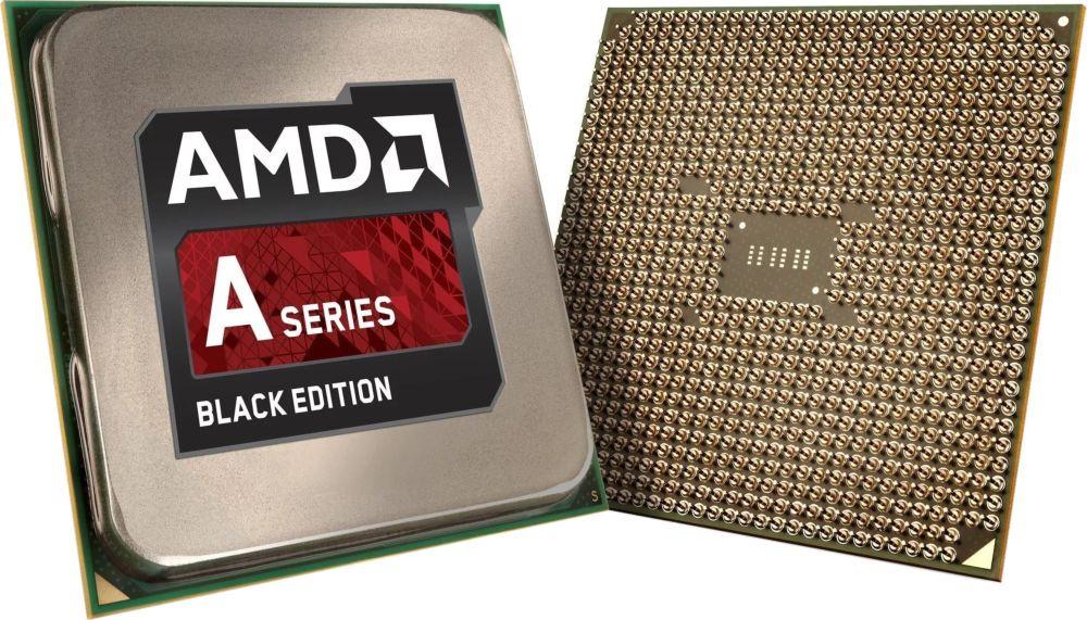 Процессор AMD A6 7400K FM2+, AD740KYBJABOX