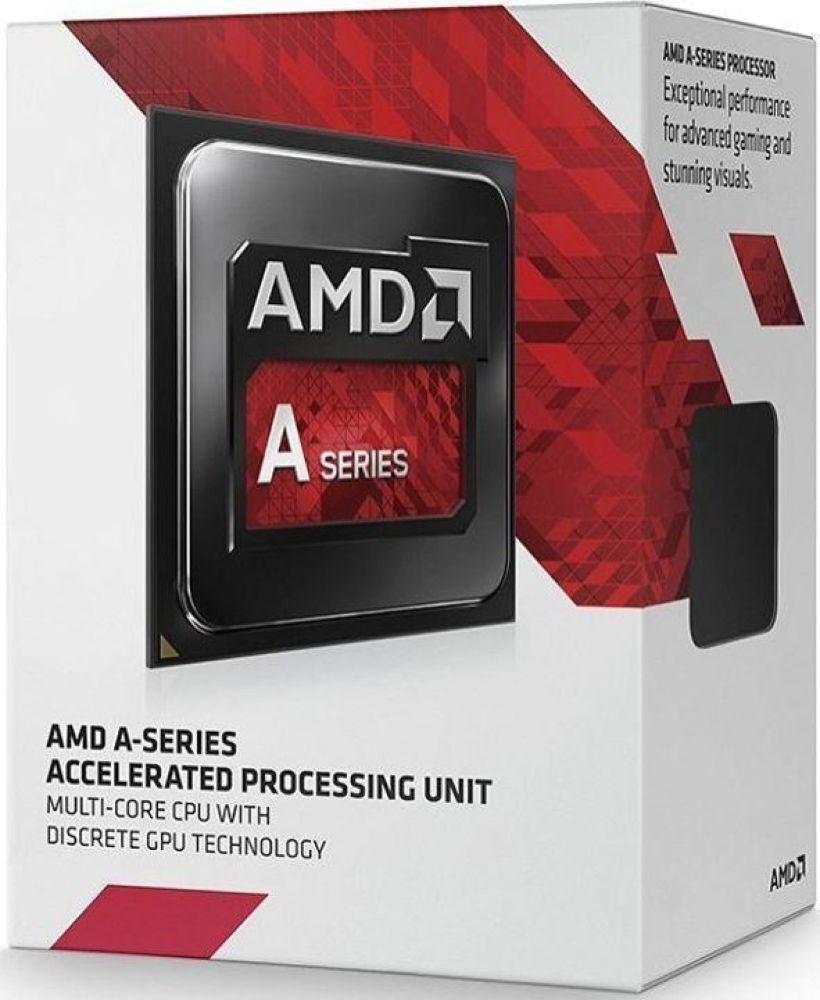 Процессор AMD A8 7680 FM2+, AD7680ACABBOX amd a6 7470k fm2 box